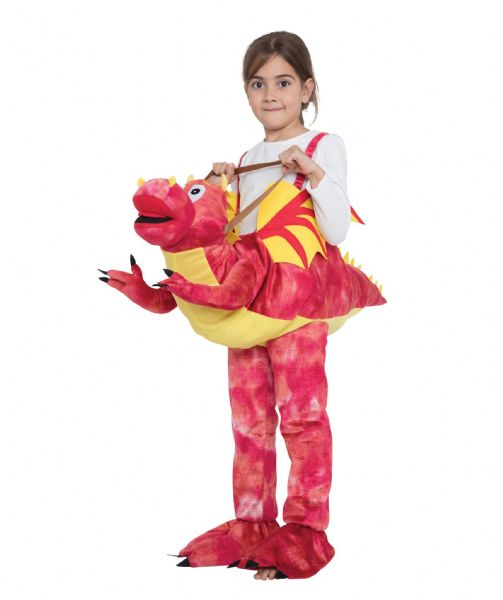 Childrens Dragon Step In Childs Costume Welsh Wales St George Fancy Dress Outfit